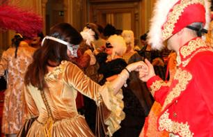 Carnival in Venice at the time of Casanova