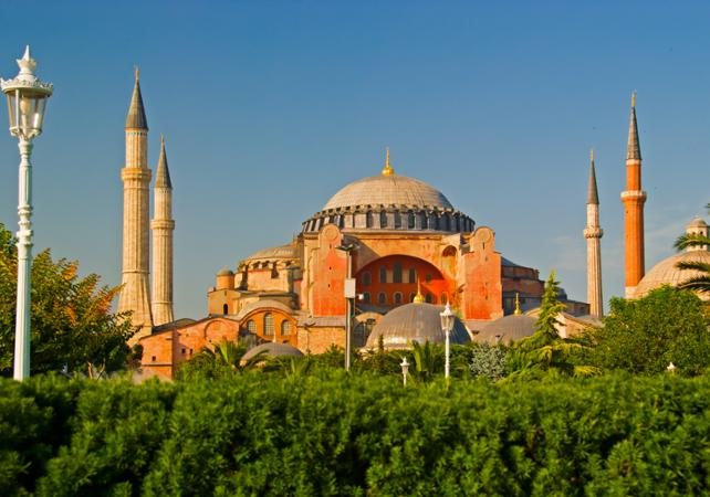 Best of Istanbul: Palais de Topkapi, Hagia Sofia, Mosquée Bleue et Grand Bazar – visite privée en français - Istanbul -