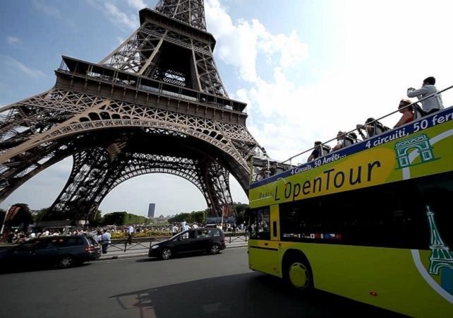 Visite de Paris en bus - Pass transport 1, 2 ou 3 jours - new-paris -