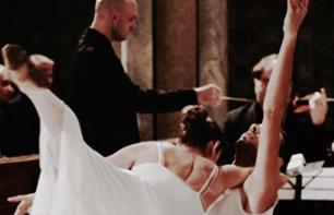 Traditional Dinner and La Traviata Opera Ballet at Rome's Church of Saint Paul