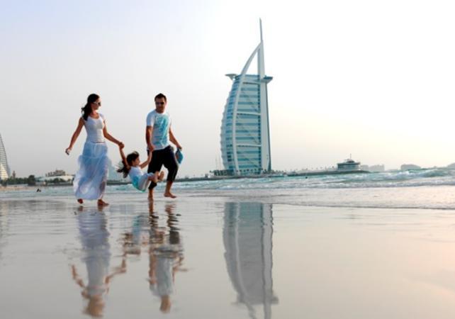 Photo Visite guidée de Dubai et de ses constructions modernes - Tour en minibus et à pied