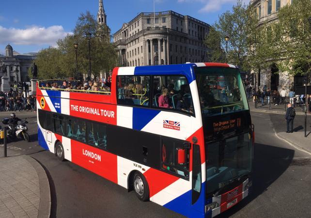 Photo Visite de Londres en bus