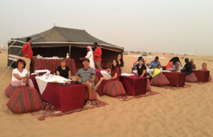 2 day/1 night Safari in the Dubai desert