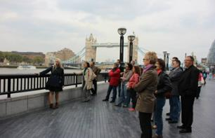 Guided tour of London in French