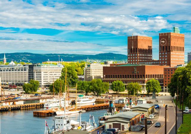 Visite guidée à pied d'Oslo image 3