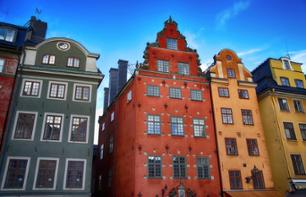 Guided Walking Tour of Stockholm Old Town