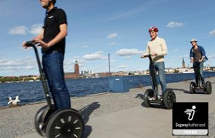 Guided Segway Tour of Stockholm