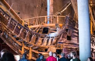 Guided Visit to Stockholm's Must See Sights - Skip-the-line Ticket for the Vasa Museum Included