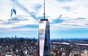Tickets for the One World Observatory – Fast-track access – New York