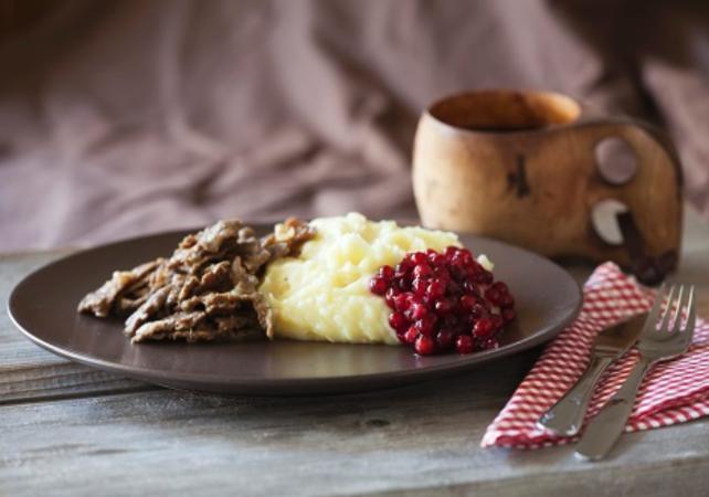 Soirée gastronomique dans une famille finlandaise - Helsinki -