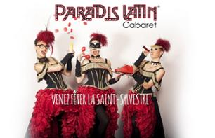 Paradis Latin Paris: New Year's Eve Dinner & Show