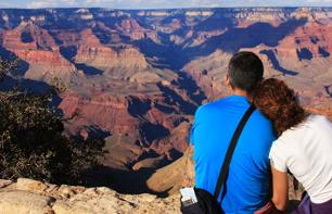 Fly over the Grand Canyon West Rim by plane and trip to the West Rim
