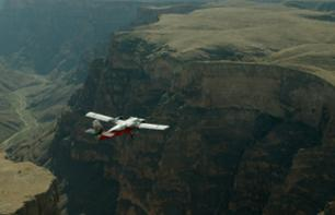 Day excursion: plane flight over the Grand Canyon +Antelope Canyon visit +rafting - Departing from Grand Canyon South Rim