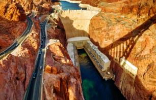 Helicopter  flight over Lake Mead and O'Callaghan-Tillman Memorial Bridge (6min) - Departing from Hoover dam in Boulder City