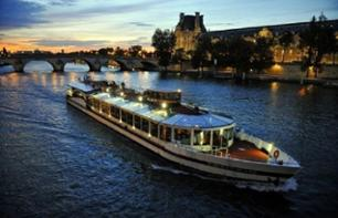 Dinner Cruise in Paris – Paris en Scène