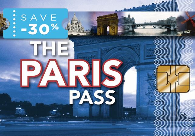 Paris Pass : Musées, Attractions et Transports - Valable 2, 3, 4, 6 jours - new-paris -