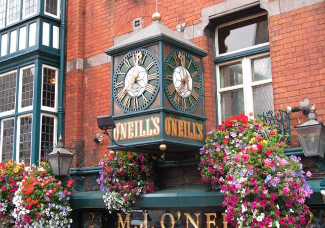 Photo Le meilleur de Dublin à pied - visite guidée