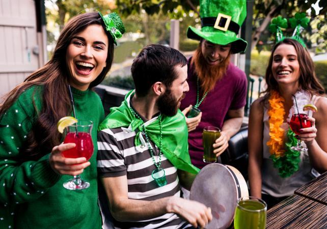 Saint Patrick à Dublin : visite guidée à pied image 1