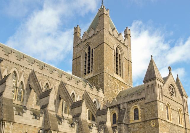 Saint Patrick à Dublin : visite guidée à pied image 2