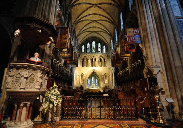 Saint Patrick à Dublin : visite guidée à pied image 3