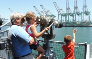 2-in-1 Offer: Visit to the USS Iowa Battleship + Sightseeing Cruise in Los Angeles
