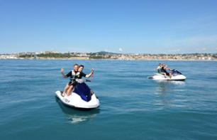 Jet Ski on the Mediterranean – 20 minutes from Nice
