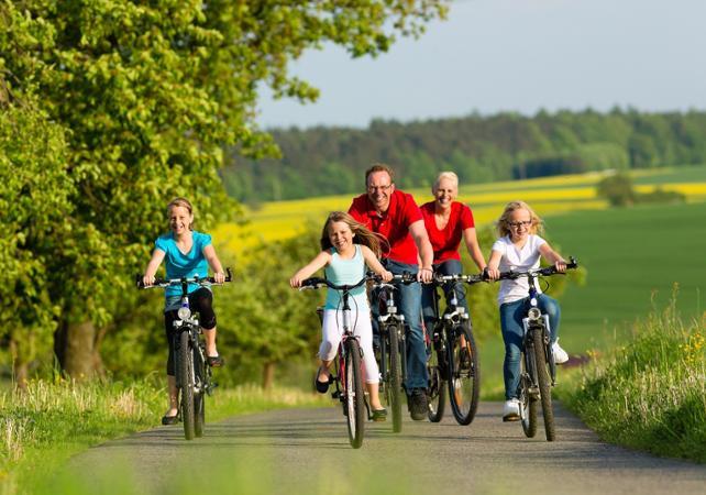 Location de vélos à Annecy - 4h - Annecy -