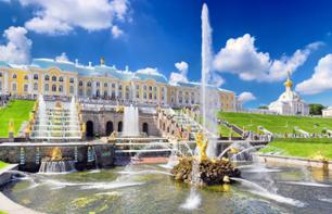 Private Tour of Peterhof Palace in Saint Petersburg – Hotel transfer