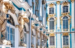 Private Tour of The State Hermitage Museum – Hotel transfer