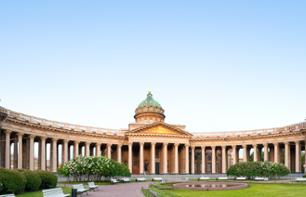 Private Tour of Saint Petersburg by Car– Return transport