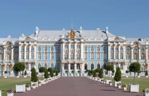 Private Tour of The Catherine Palace in Saint Petersburg – Hotel transfer