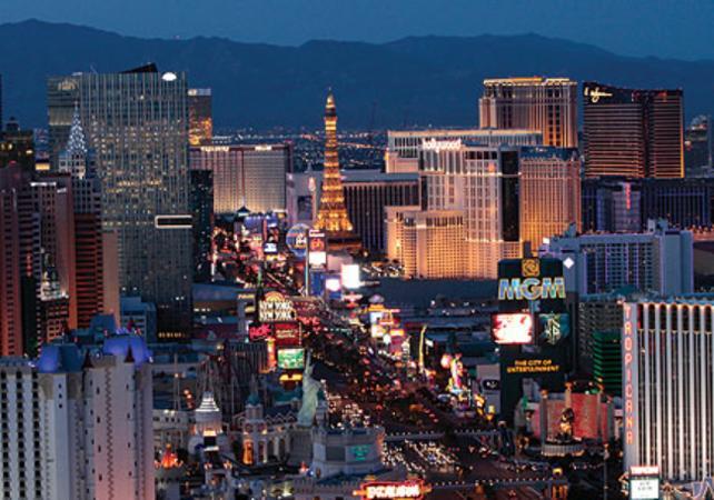 Photo Las Vegas Tour - Visite guidée en soirée