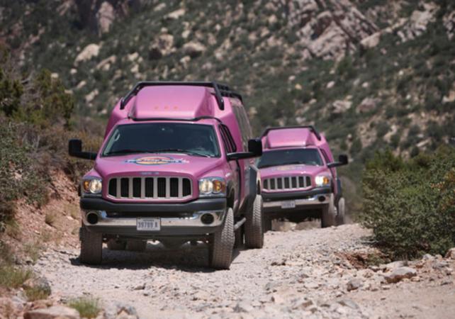 Excursion au Red Rock Canyon - VIP Tour & Aventure off-road (en option) - Las Vegas -