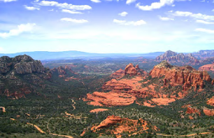 Excursion to the Mogollon Rim and scenic view to the Green Valley - Leaving from Sedona