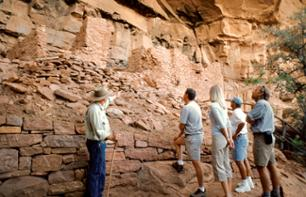Archaeological tour of Sedona