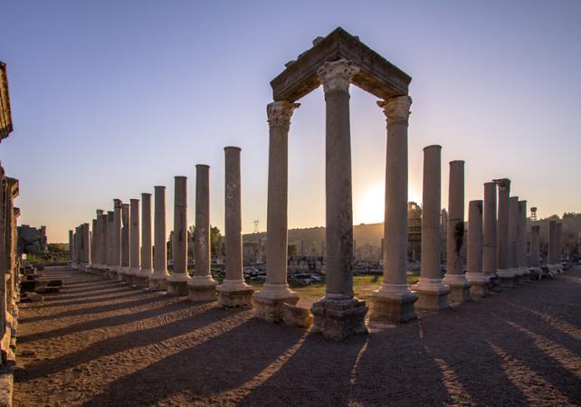 Photo Visite guidée du site archéologique de Pompéi au départ de Naples