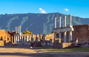 Visit Pompeii and Mount Vesuvius - leaving from Naples