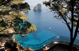 Explore the Island of Capri – Departing from Naples