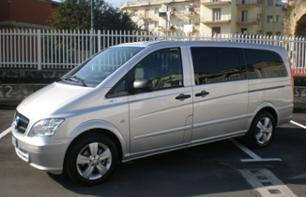 Transfer to Pompeii and Sorrento by private vehicle - leaving from Naples