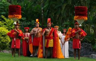 Billet Polynesian Culturel Center (Luau en option) - Laie, Oahu