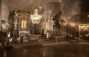 Guided Tour of the Wieliczka Salt Mines