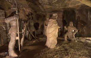 Visit the Wieliczka Salt Mines – Private transport