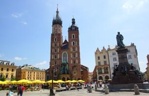 Tour of Krakow with a private tour guide - hotel pick-up