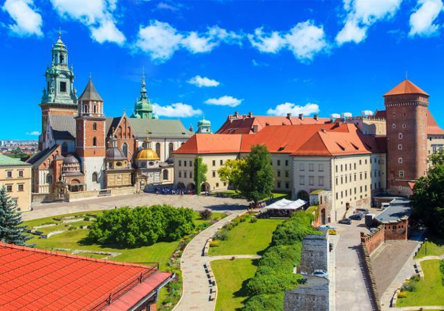 Tour Wawel Castle in Krakow
