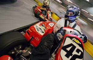 Indoor Karting in Las Vegas