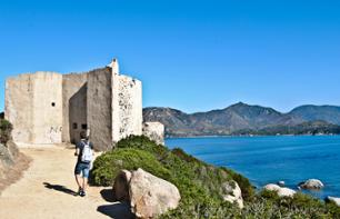 Guided Tour of the South-East Coast of Sardinia