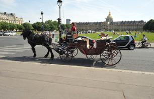 """Imperial"" ride in a horse-drawn carriage - 2 hours"
