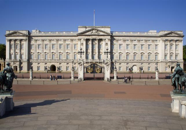 Visite de Buckingham Palace et du château de Windsor - Coupe file - Londres -