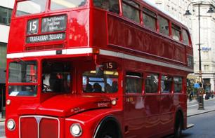 Visit London: Thames Cruise & Sightseeing Bus Tour