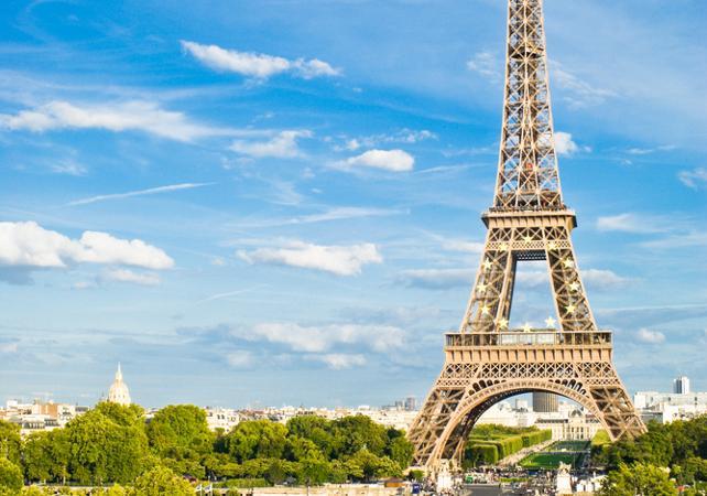 Salir de la ciudad,Excursions,Excursión a París,Excursion to Paris